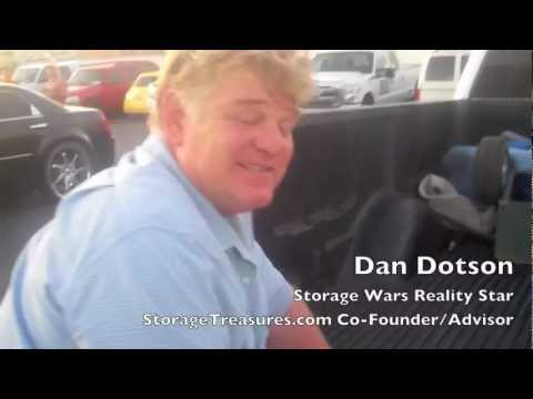 Dan Dotson Storage Auction Tip  YouTube