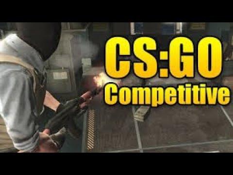 *LIVE* CSGO Competitive #1 - CSGO BALKAN