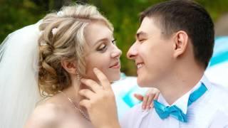 Сергей + Катя. Любовь на закате лета // Фотограф Евгений Карпов