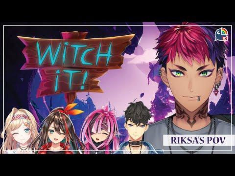 (Witch It!) I'm a kid! Now I'm a flower!【NIJISANJI ID】