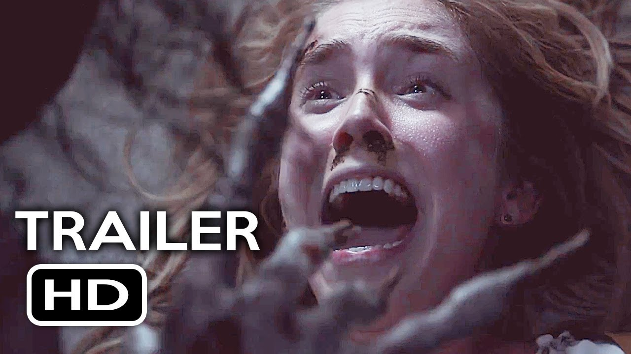 Insidious  The Last Key Official Trailer   Horror Movie Hd