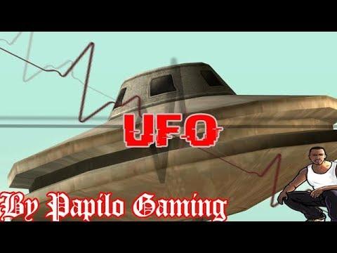 GTA San Andreas   Apakah  UFO Itu Benar Ada?