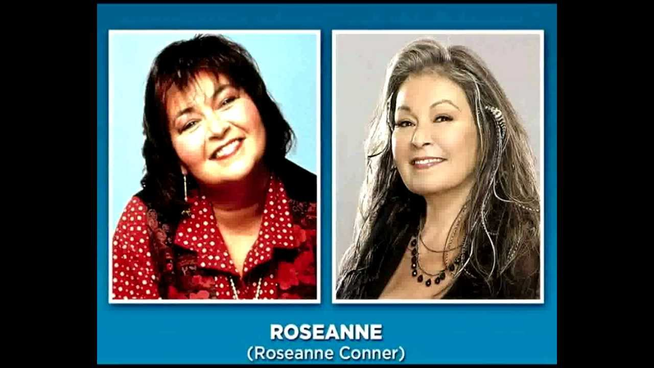 Then Roseanne Now Cast And