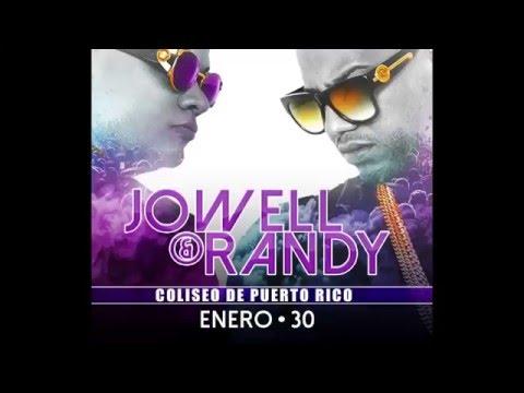 """Jowell y Randy """"Doxisland"""" Coliseo de Puerto Rico (30 de enero 2015)"""