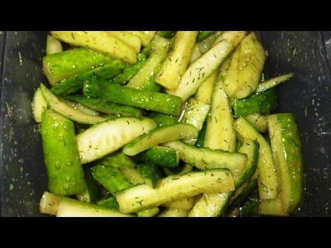 Ну, оОчень вкусный салат с огурцов и мяса Ве Ча, корейская кухняиз YouTube · Длительность: 3 мин27 с  · Просмотры: более 96000 · отправлено: 30.06.2015 · кем отправлено: Готовим Вкусно