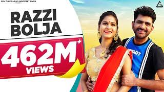 Razzi Bolja । राज्जी बोल जा । Uttar Kumar & Bhaviya । Harjeet | New Haryavi Song Uttar Kumar 2021