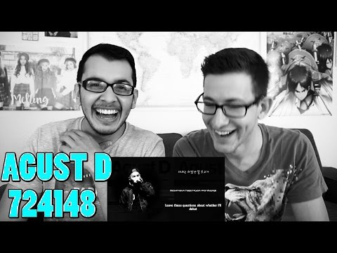 Free Download Agust D - 724148 치리사일사팔 Lyrics Reaction Mp3 dan Mp4