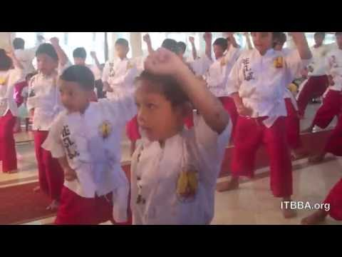 Thaing Byaung Byan Bando Banshay 50 years celebration in Thanlyin City