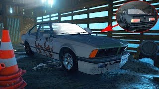 НАШЁЛ РЕДКУЮ BMW 635 ОДНА НА МИЛЛИОН! - CAR MECHANIC SIMULATOR 2018