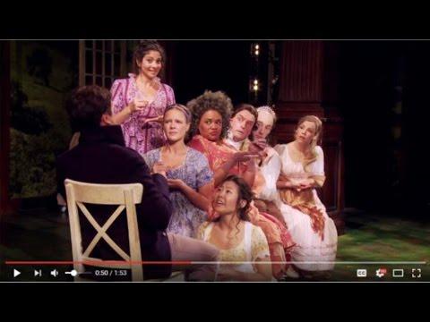 "A Look at Folger Theatre's ""Sense and Sensibility"""