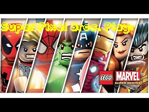 Lego Marvel Super Heroes: Episode 3 - Geriatric Humor