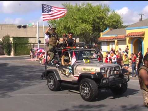 McAllen Independence Day Parade 2012-Video on Demand