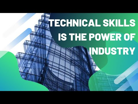 Technical Skills Is The Power Of Industry ||By- Akash Pandey||