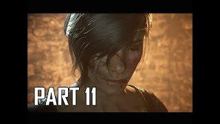 A Plague Tale Innocence Walkthrough Part 11 - Escape (Gameplay Commentary)