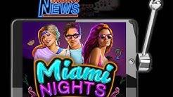 Der Miami Nights Slot von Booming Games