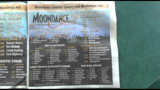 2014 Moondance Jam, Walker, Minnesota