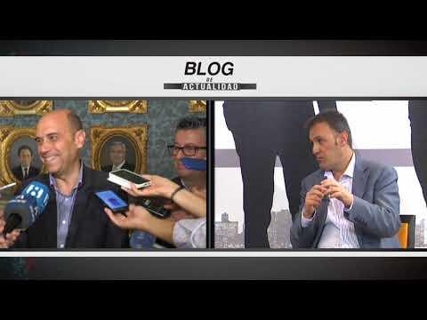Programa BLOG DE ACTUALIDAD con Natxo Bellido, portavoz de Compromís en Alicante PARTE 1