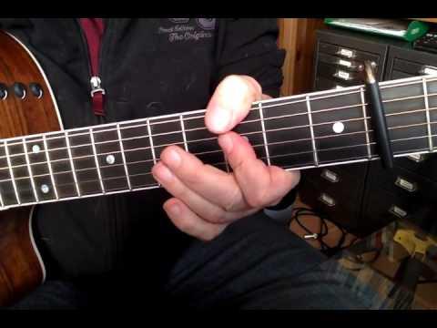 Flugzeuge im Bauch - Instrumental Solo Fingerstyle