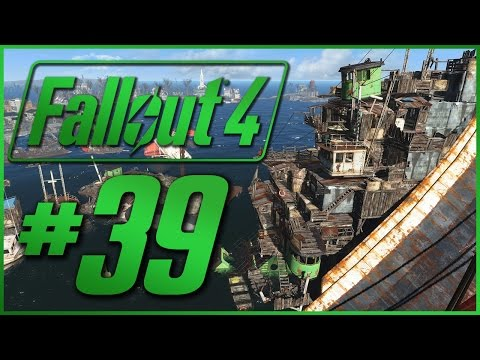"""The Unraveling of Zed in the Wasteland #39 - """"I'm On A Boat"""" - Fallout 4"""