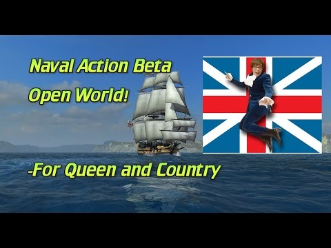 Naval Action Beta Open World-for Queen And Country! - 1 / 2