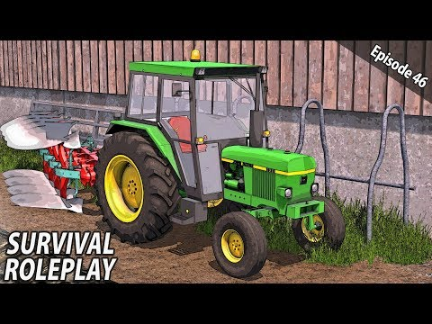 THE NEIGHBOUR'S TRACTORS ARRIVE! | Survival Roleplay | Episode 46 thumbnail
