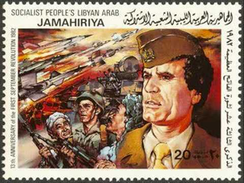 LIBYA 01.09.2008 - 39th Anniversary of Revolution (part 1)