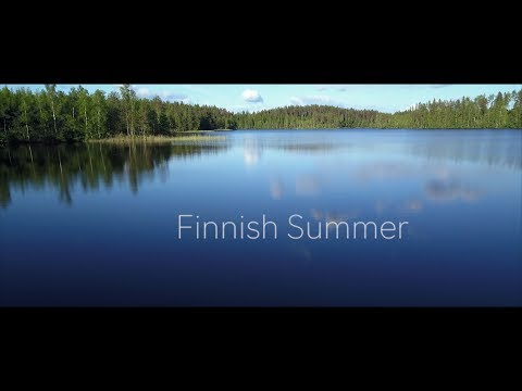 Finland - Land of a Thousand Lakes 2017 - 4K