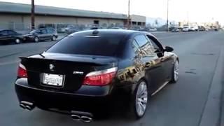 BMW рвет с места