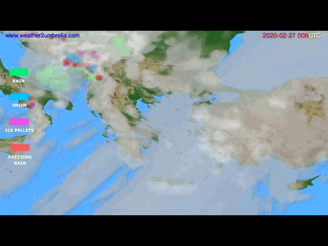 <span class='as_h2'><a href='https://webtv.eklogika.gr/precipitation-forecast-greece-modelrun-00h-utc-2020-02-26' target='_blank' title='Precipitation forecast Greece // modelrun: 00h UTC 2020-02-26'>Precipitation forecast Greece // modelrun: 00h UTC 2020-02-26</a></span>