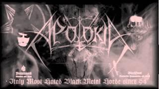 """APOLOKIA """"Kathaarian Vortex"""" (album preview) 2013"""
