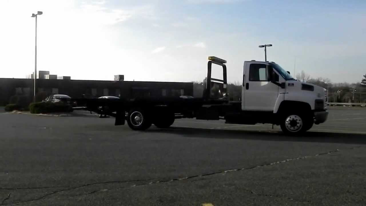 All Chevy chevy c6500 flatbed : 2004 Chevy C6500 Rollback / Flat Bed Caterpillar DIESEL w/Allison ...