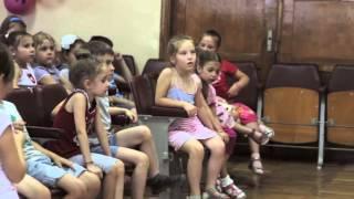 Отчет о проведении урока гигиены для детей среднего возраста