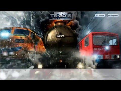 como-instalar-rutas,-escenarios,-trenes....train-simulator-2016!!!
