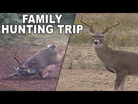 Warren Family Hunting Trip!