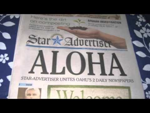 The Honolulu Star Advertiser Jingle by Voicemaster Advertising Consultants