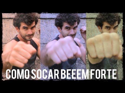 COMO SOCAR (OS 4 SOCOS DO BOXE) - Punho Livre Artes Marciais