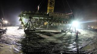 Massive Steel fabrication