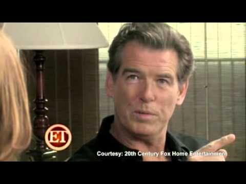 ET: Pierce Brosnan & Rene Russo Interview (2010)