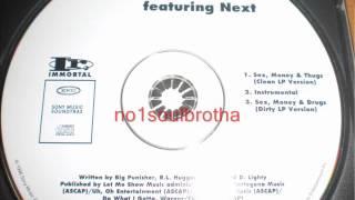 "Big Punisher ft. Next ""Sex, Money & Thugs"" (Clean LP Version)"