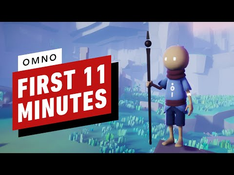 The First 11 Minutes of Omno Gameplay