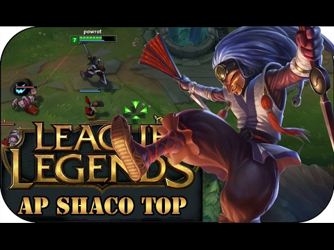 FUNPICK! AP SHACO TOP | League of Legends Gameplay deutsch