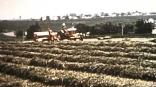 Vintage Hay Balers 1950's Part 2