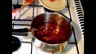 Strawberry Jam Recipe | How To Make Strawberry Jam