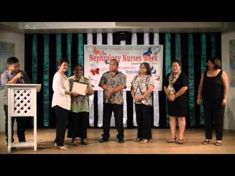CNMI Nephrology Nurses Banquet