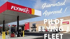 Pilot Flying J fleet card|| No credit check|| Guaranteed Approval