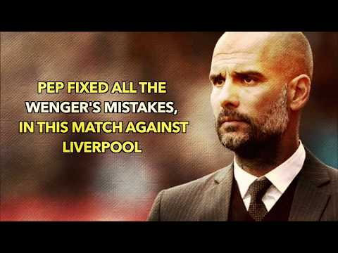 How Pep Guardiola destroyed Klopp   - Tactical Analysis Manchester City vs Liverpool 5-0
