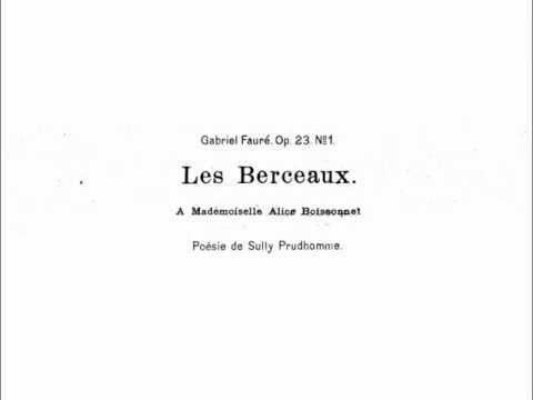Fauré: Les Berceaux - Véronique Gens / Roger Vignoles