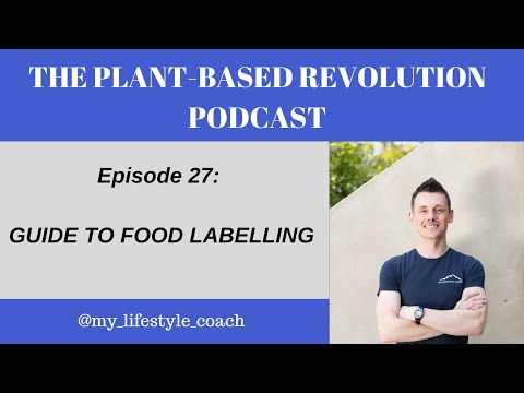 GUIDE TO FOOD LABELLING [#027]