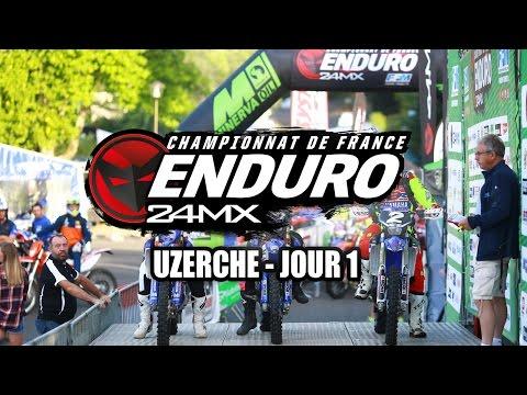 Enduro - Uzerche : Résumé Samedi