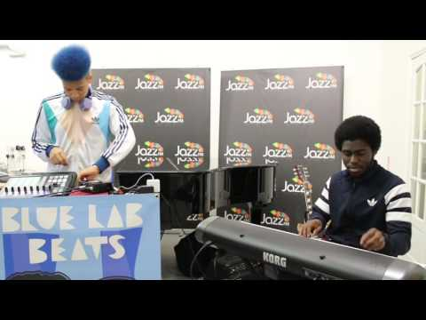Blue Lab Beats - Live Jazz FM Session